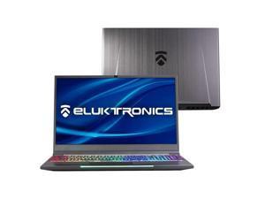 "Eluktronics MECH-15 G2R Slim & Light NVIDIA GeForce RTX 2070 Gaming Laptop with Mechanical RGB Keyboard - Intel i7-8750H CPU 8GB GDDR6 VR Ready GPU 15.6"" 144Hz Full HD IPS 512GB PCIe SSD + 16GB RAM"