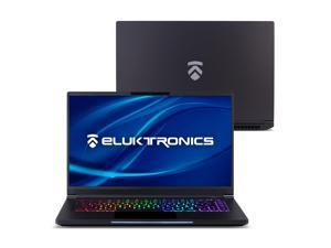 "Eluktronics MAG-15 Build Your Own (BYO) Barebone Laptop Kit - Intel i7-9750H CPU 6GB GDDR6 NVIDIA GeForce GTX 1660 Ti GPU 15.6"" 144Hz Full HD IPS VR Ready Gaming Notebook with Mechanical RGB Keyboard"