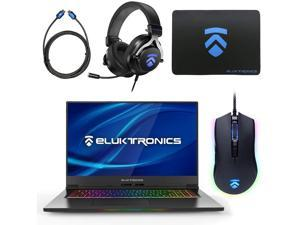 "Eluktronics MAX-17 Slim & Ultra Light Notebook PC: Intel i7-9750H NVIDIA GeForce GTX 1660 Ti Max-P Graphics Card 144Hz FHD IPS 2TB NVMe SSD + 64GB RAM - World's Lightest 17.3"" Gaming Laptop!"