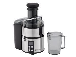 Uber Appliance UB-CJE Uber Juicer High Power Electric Centerfuigal Juice Extractor 800W 4-Speed Digital Display Juicer Stainless Steel