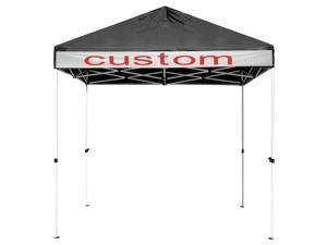 10x10Ft Easy Pop Up Folding Party Wedding Tent Canopy Gazebo Commercial Instant Shelter