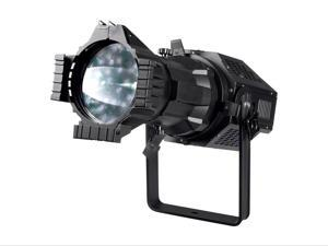 Monoprice COB LED Ellipsoidal - White   3200k, 26 Degree, 200W, Interchangeable lens, Manual focus - Stage Right Series