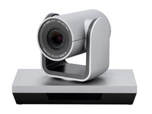 Monoprice PTZ Conference Camera, Pan and Tilt with Remote, Full 1080p Webcam, USB 2.0, 3x Optical Zoom For Small Meeting Rooms - Workstream Collection