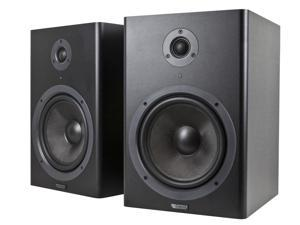 Monoprice 8in Powered Studio Multimedia Monitor Speakers (pair)