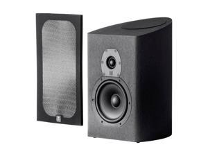 Monoprice Monolith THX-265B Dolby Atmos Enabled Bookshelf Speaker (Each) THX Select Certified, Premium Drivers, Premium Built Cabinet