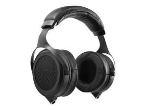 Monoprice Monolith M1570 Over Ear Open Back Balanced Planar Headphones, With Plush, Padded Headband, Removable Earpads, Low Distortion
