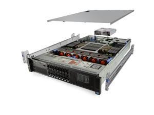 Dell PowerEdge R820 Server 4x 2.40Ghz E5-4650v2 10C 512GB 8x 1TB SAS Premium