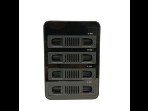"MobileRAID MR4UT6G 4-Bay 3.5"" inch SATA to USB 3.0 / eSATA Hardware RAID-5? / 1/ 0 / JBOD"
