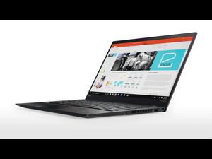 """2017 Lenovo ThinkPad X1 Carbon (5th Gen) - Windows 7 Pro - Intel Core i7-7500U, 1TB SSD, 8GB RAM, 14"""" WQHD IPS (2560x1440) Display, Fingerprint Reader, (Classic Black)"""