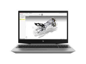 "HP Zbook 15v G5 Mobile Workstation - Windows 10 Pro - Intel Six-Core i7-8750H, 16GB RAM, 512GB PCIe NVMe SSD, 15.6"" FHD Touchscreen IPS (1920x1080) Display, NVIDIA P600, Fingerprint Reader"