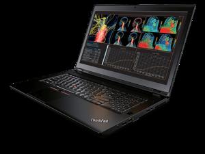 "Lenovo ThinkPad P71 Workstation - Windows 10 Pro, Intel Xeon E3-1505M, 32GB RAM, 500GB SSD + 1TB HDD, 17.3"" FHD IPS 1920x1080 Display, NVIDIA Quadro P3000 6GB"