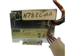 H7826-AA HEWLETT-PACKARD 169W 100-120/220-240V POWER SUPPLY