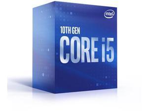 Intel Core i5-10600 Comet Lake 6-Core 3.3 GHz LGA 1200 65W BX8070110600 Desktop Processor Intel UHD Graphics 630