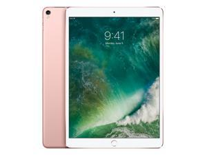 "Apple iPad Pro 10.5-inch MPHK2B/A Apple A10X Fusion 256 GB Flash Storage 10.5"" 2224 x 1668 Tablet PC iOS 12 Rose Gold"