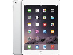 """Apple iPad (6th Gen) MR7D2B/A Apple A10 Fusion 128 GB Flash Storage 9.7"""" 2048 x 1536 Tablet PC iOS 12 Silver"""