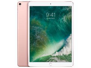 "Apple iPad Pro 10.5-inch MQDY2B/A Apple A10X Fusion 64 GB Flash Storage 10.5"" 2224 x 1668 Tablet PC iOS 12 Rose Gold"