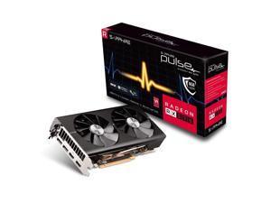 SAPPHIRE PULSE Radeon RX 570 DirectX 12 11266-66-20G 8GB 256-Bit GDDR5 PCI Express 3.0 CrossFireX Support Video Card