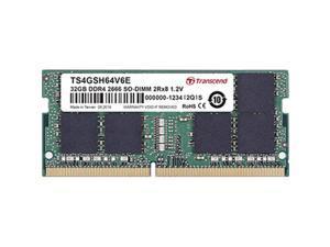^32GB DDR4 2666 SO-DIMM 2RX8 1.2V