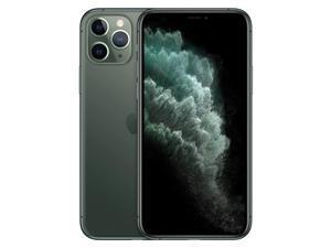 "Apple iPhone 11 Pro - Smartphone - dual-SIM - 4G Gigabit Class LTE - 256 GB - GSM - 5.8"" - 2436 x 1125 pixels (458 ppi)"