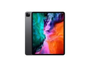 "Apple iPad Pro (4th Generation) Wi-Fi + Cellular MXF52B/A Apple A12Z Bionic 6 GB Memory 256 GB 12.9"" 2732 x 2048 Tablet PC iOS Space Gray"