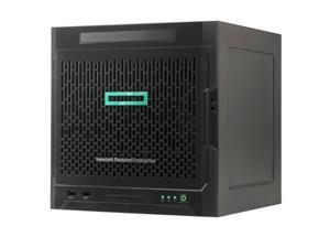 HPE ProLiant MicroServer Gen10 - Server - ultra micro tower - 1-way - 1 x Opteron X3421 / 2.1 GHz - RAM 8 GB - non-hot-s