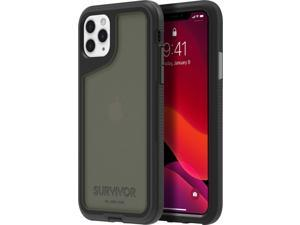 Survivor Extreme Case Compatible with iPhone 11 Pro Max (Black)