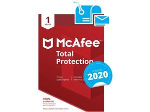 MCAFEE TOTAL PROT 1 DEVICE