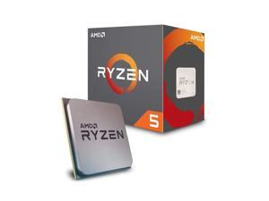 AMD Ryzen 5 2600X Pinnacle Ridge 6-Core 3.6 GHz Socket AM4 95W YD260XBCAFBOX Desktop Processor