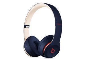 Beats Solo3 - Beats Club Collection - headphones with mic - on-ear - Bluetooth - wireless - noise isolating - club navy
