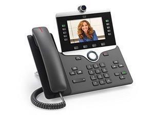 Cisco 8865 IP Phone - IP video phone - digital camera, Bluetooth interface