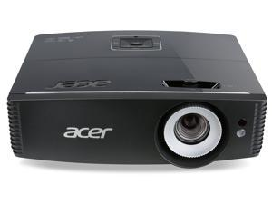 Acer P6500 - DLP projector - UHP - 3D - 5000 lumens - Full HD (1920 x 1080) - 16:9 - 1080p - LAN