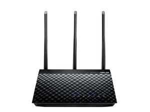 ASUS RT-AC53 - Wireless router - 2-port switch - GigE - 802.11a/b/g/n/ac - Dual Band