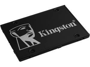 Kingston - SKC600B-1024G - Kingston KC600 1 TB Solid State Drive - 2.5 Internal - SATA (SATA/600) - 3.5 Carrier -