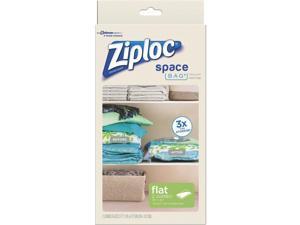 Ziploc 2Ct Jumbo Space Bag
