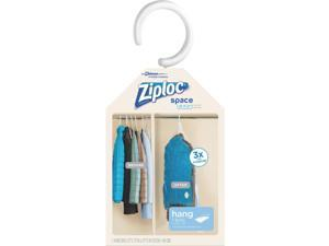Ziploc 1Ct Suit Space Bag