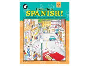 CARSON-DELLOSA Teach Them Spanish Gr 3 21050