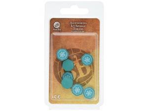 Steamforged Games Guild Ball Icy Sponge Status Tokens Board Game