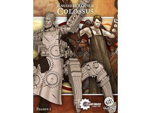 Steamforged Games Guild Ball Engineer Colossus Kit