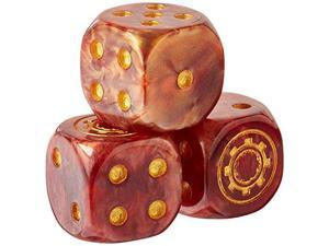 Steamforged Games Guild Ball Engineers Dice (10 Piece)
