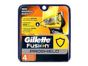 Gillette Fusion ProShield Shaving Cartridges - 4 ct