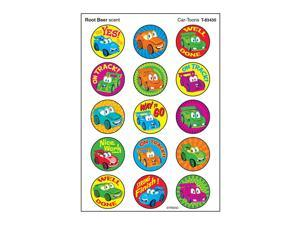 Trend Enterprises T-83435 Car-Toons Stinky Stickers Large