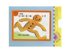 The Gingerbread Boy PCK PAP/CO Galdone, Paul