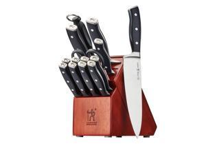 J.A. Henckels International Forged Accent 15-pc Knife Block Set