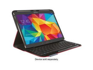 """Logitech Type - S Keyboard/Cover Case for 10.5"""" Tablet - Bright Red"""
