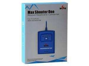 MayFlash Max Shooter ONE Mouse Keyboard Converter Adapter for PS3/PS4/XBox 360 XBox One