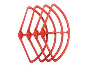 Brand New Propeller Protection Ring Set for DJI Phantom Vision 2 Low Price Red