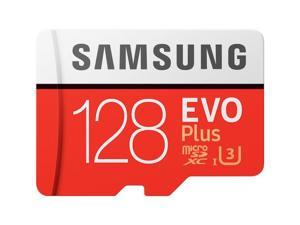 Samsung Memory Card EVO Plus 128GB 100mb/s UHS-1 Class10 C10 Micro SDXC TF Memory  Card  for 4K UHD video