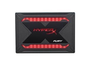 "Kingston HyperX FURY SHFR RGB 960GB 2.5"" SATA 3.0 Solid State Drive GAME Desktop Laptop"
