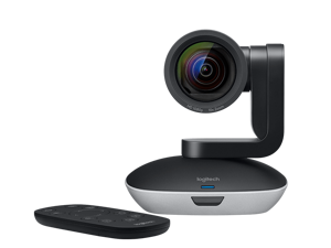 Logitech PTZ Pro 2 HD1080p 30fps Video Conferencing Autofocus video camera with 10x zoom for classrooms auditoriums and large meeting rooms Works with most video conferencing applications