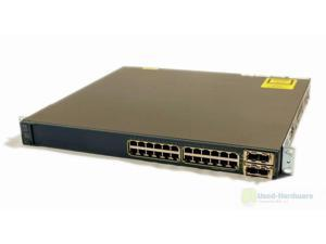 Cisco Ws-C3560E-24Td-S Switch - 3560E